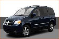 Rent a Dodge Grand Caravan in St. Kitts or Nevis. Bullseye Auto Rental makes it easy!