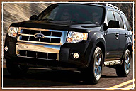 Rent a Ford Escape 4x4 in St. Kitts or Nevis. Bullseye Auto Rental makes it easy!