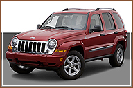 Rent a Jeep Liberty 4x4 in St. Kitts or Nevis. Bullseye Auto Rental makes it easy!