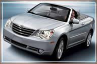 Rent a Sebring Convertible in St. Kitts or Nevis. Bullseye Auto Rental makes it easy!