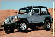 Rent a Jeep Wrangler Unlimited in St. Kitts or Nevis. Bullseye Auto Rental makes it easy!