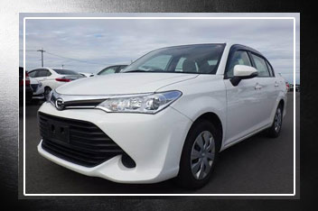 rent a small compact car toyota corolla in st kitts and nevis